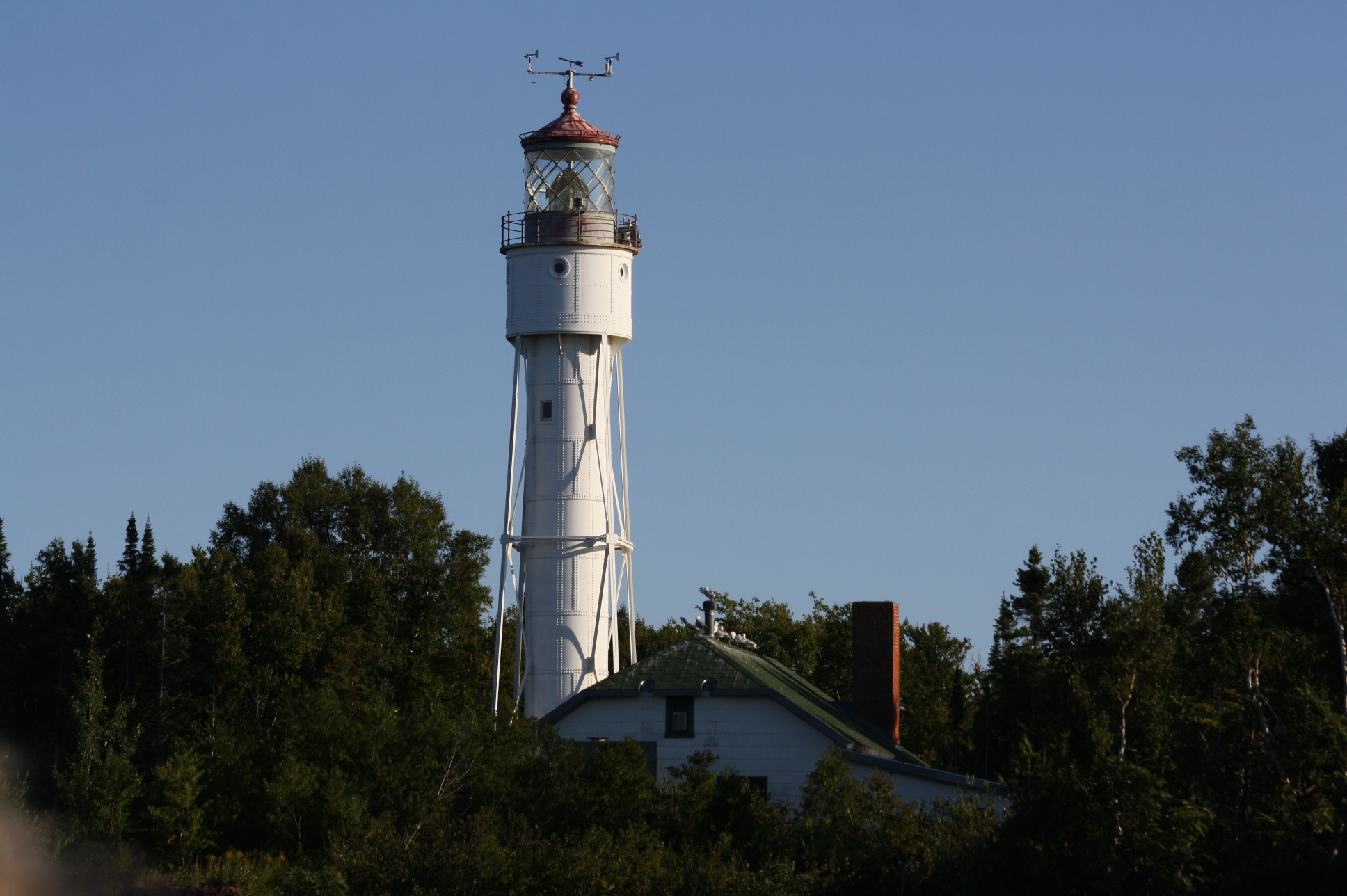 Devils Island Lighthouse Travel Wisconsin