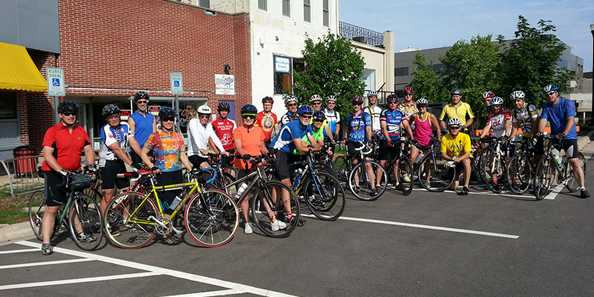 The Stateline Spinners have personally tested every route of the Greater Beloit Bike Rides!