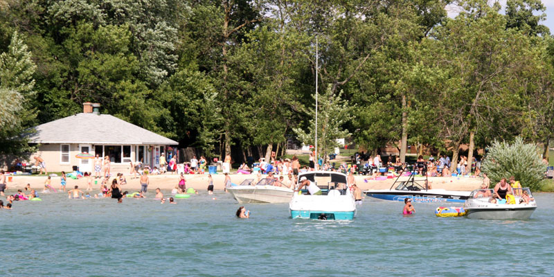Fireman's Park/Swimming Beach | Travel Wisconsin