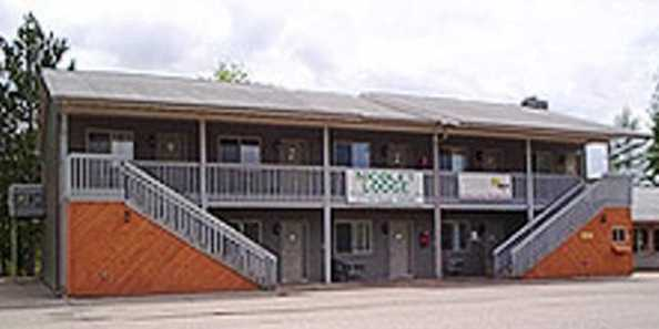 Nicolet Lodge is located right on the ATV/Snowmobile Trail