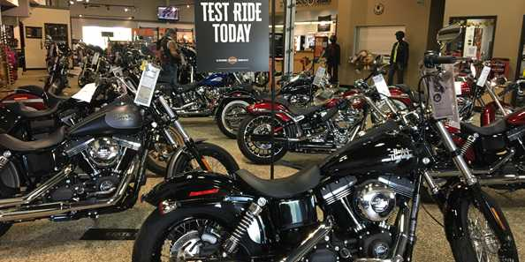 Take a Test Ride and #FindYourFreedom at Harley-Davidson of Madison