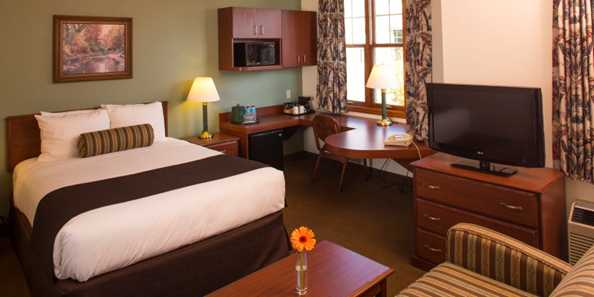 Kress Inn Queen Suite