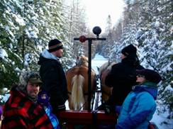 Image for Harrison Hills Sleigh Rides