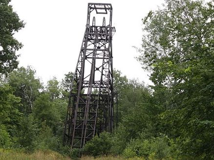 Image for Plummer Mine Headframe