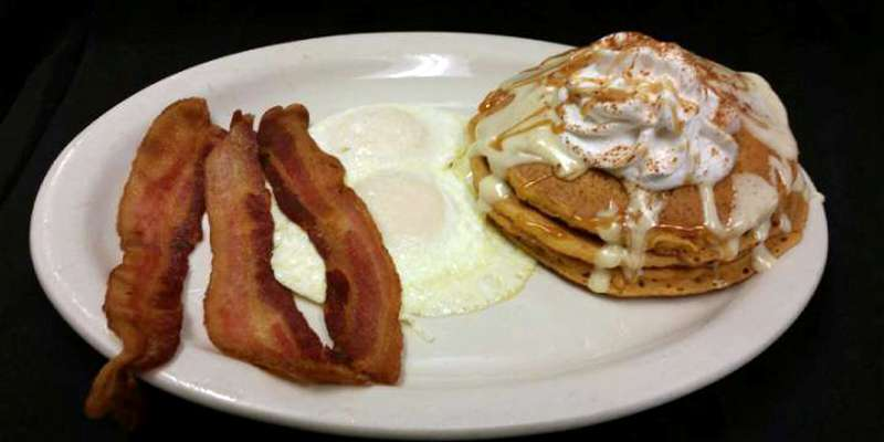 Amalia's is a favorite for breakfast in Oconomowoc.