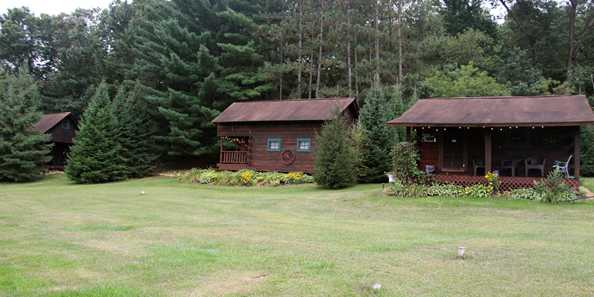 All 3 of our Cabins