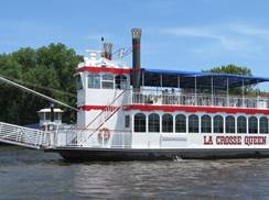 Image for La Crosse Queen Cruises