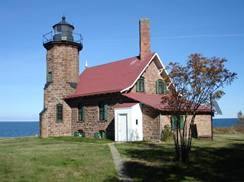Image for Sand Island Lighthouse