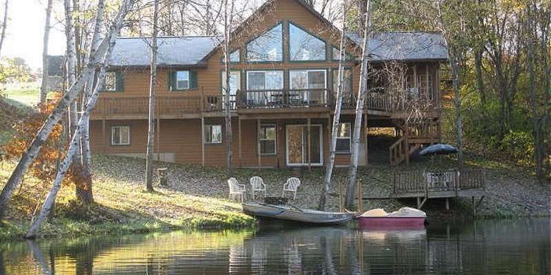 Lakeside Haven Home