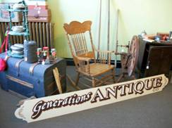 Image for Generations Antique Company