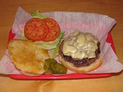 Image for Fred's World's Best Burgers