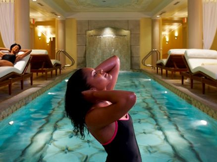 Image for American Club's Kohler Waters Spa