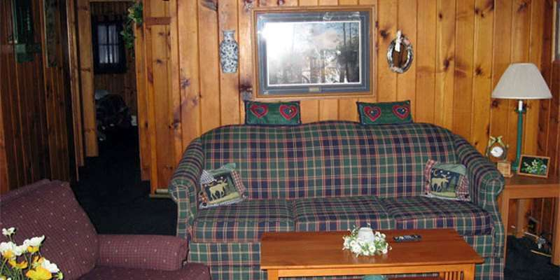 Northwoods Vacation Rentals: Tamarack