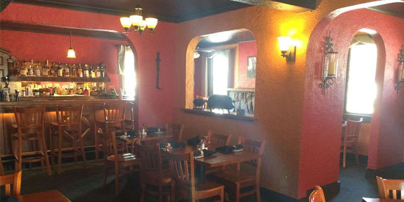 Beautifully redecorated with warm colors, Black Pig has a comfortable yet stylish atmosphere.
