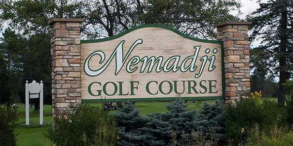 Photo from the Nemadji Golf Course Facebook page