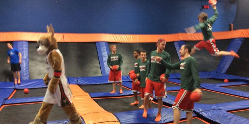 Sky Zone Indoor Trampoline Park Travel Wisconsin
