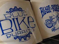Image for Blue Bike Burrito