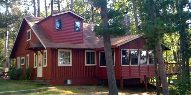 Northwoods Vacation Rentals: Homestead