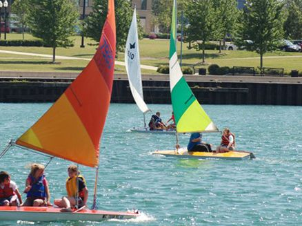 Image for Kenosha Community Sailing Center at the Kenosha Yacht Club