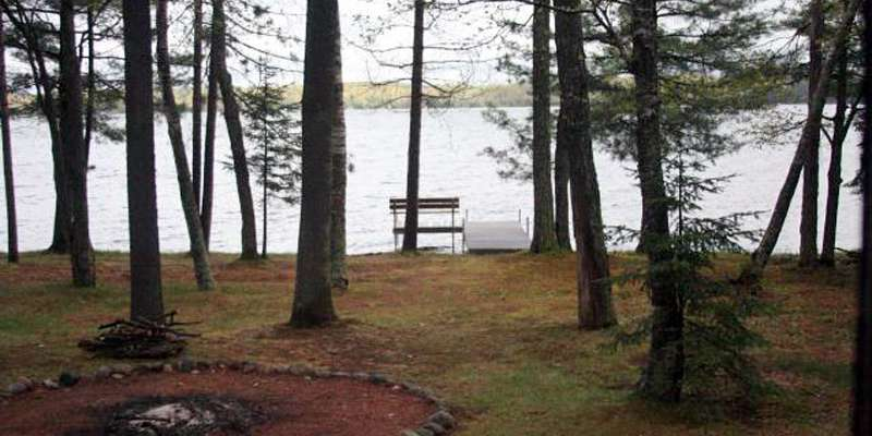 AJ's Pine Crest Hideaway-View of Lake