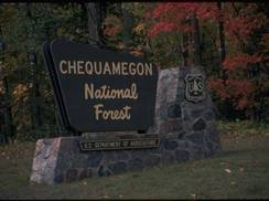 Image for Chequamegon-Nicolet National Forest-Park Falls