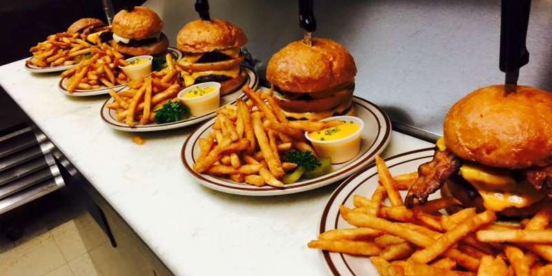The Night Owl in Evansville is famous for many things, including exceptional burgers!