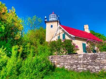 Image for Eagle Bluff Lighthouse
