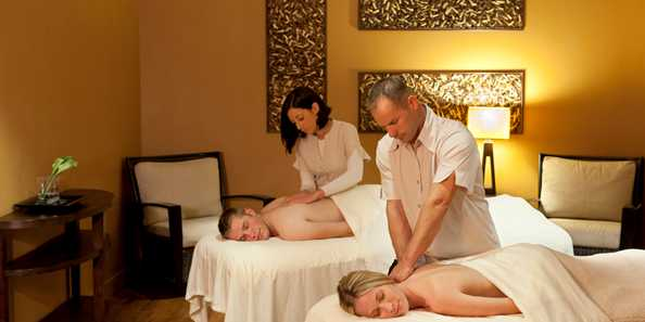 Couples Massage at Evensong Spa