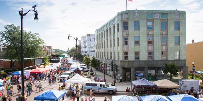 Beloit's award winning Farmers' Market