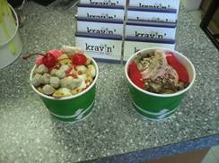 Image for Kravin' Frozen Yogurt