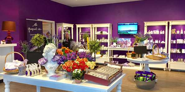 Fragrant Isle Lavender Shop | Travel Wisconsin
