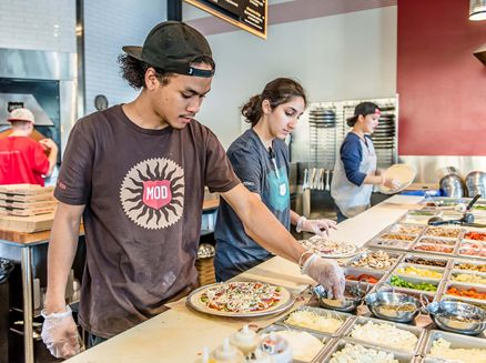 Image for MOD Pizza