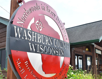 The Washburn County Visitor Center