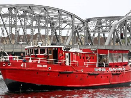 Image for Ride the Fireboat