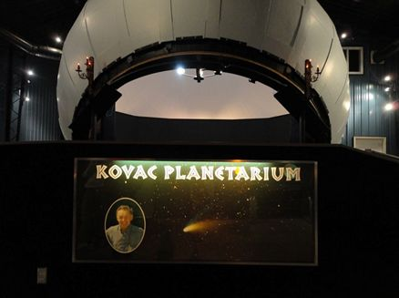 Image for Kovac Planetarium