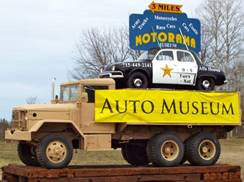 Image for Motorama Auto Museum, Ltd.