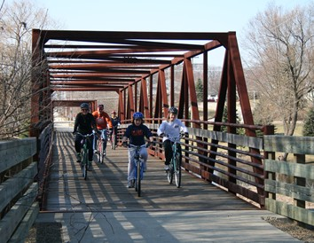 Interurban Bike Trail - Northern Leg - Belgium, Wisconsin
