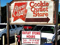 Image for Rippin' Good Cookie Outlet