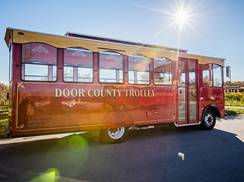 Image for Door County Trolley