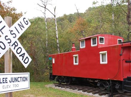 Image for Coulee Junction Caboose