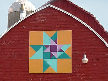 Image for Barn Quilts and Hidden History Trail