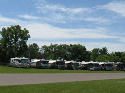 Image for Central Wisconsin State Fairground Campground