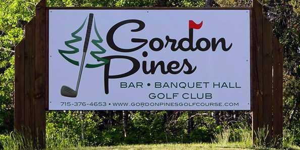 Photo from the Gordon Pines Golf Course Facebook page.