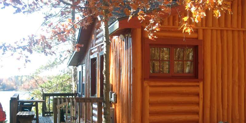 Northwoods Vacation Rentals: Lumberjack