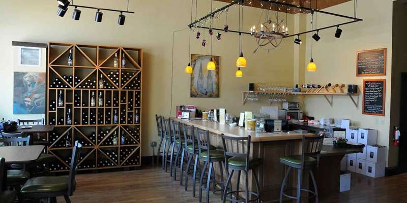 Tasting Room Open Year-round.  Live Music on Friday Nights.