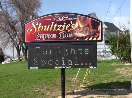 Image for Shultzie's Supper Club