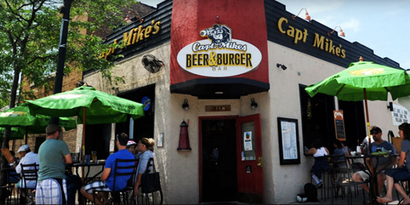 Capt Mike S Beer Burger Bar Travel Wisconsin