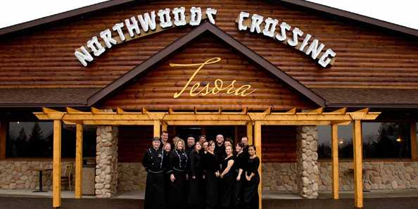 Tesora Restaurant, WoodShed, & Northwoods Crossing Event Center