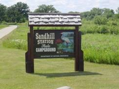Image for Sandhill Station State Campground