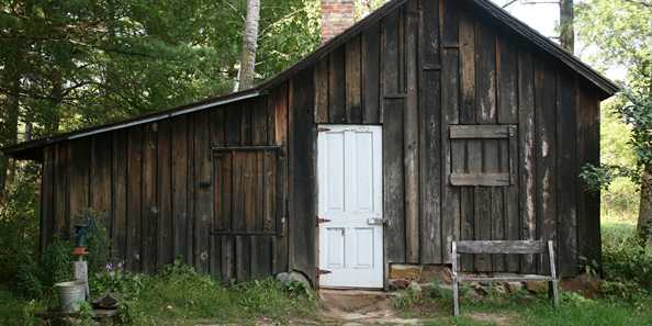 "The Aldo Leopold Shack and Farm is the landscape that inspired Leopold's ""A Sand County Almanac"" and is now a National Historic Landmark."